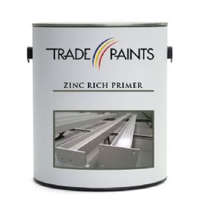 Zinc Rich Primer (Galvafroid) | paints4trade.com